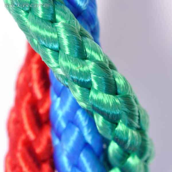 Photo d'un cordage garcette souple en polyester pour tout usage dans la catégorie cordage by Ino-Rope