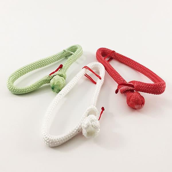 Photo de manilles textiles dans la catégorie matelotage