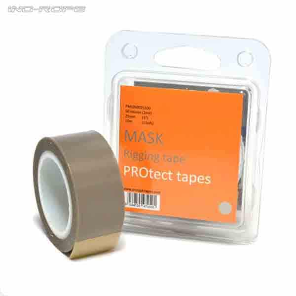 Photo teflon mask 25mm by protect tape