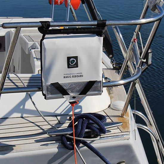photo d'une echelle de secours outils oceans sur la boutique Ino-Rope