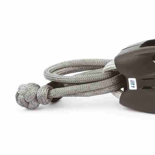 Une photo d'une poulie textile 15 en accastillage by ino rope