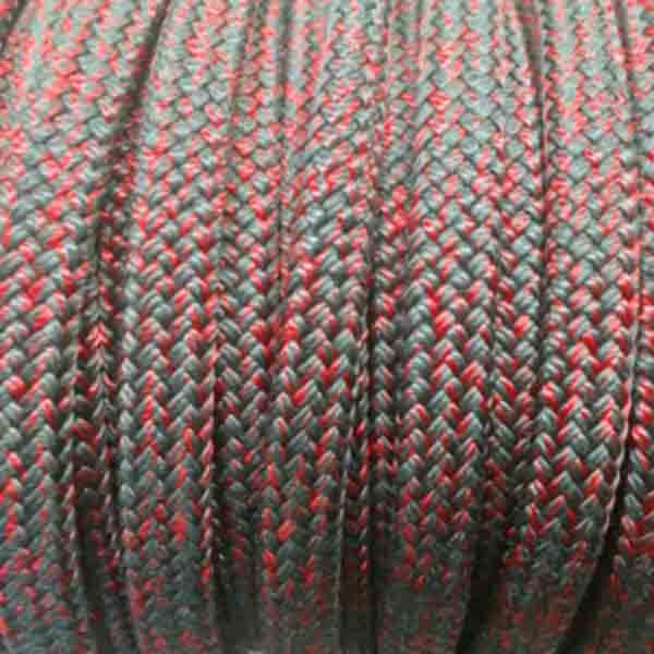 Une photo d'un cordage gaine technora polyester de la marque Lancelin