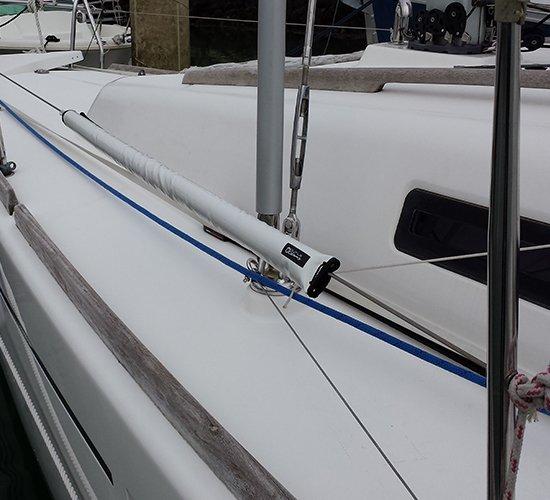 Photo d'une protection de filiere de la marque Outils Oceans sur la boutique Ino Rope