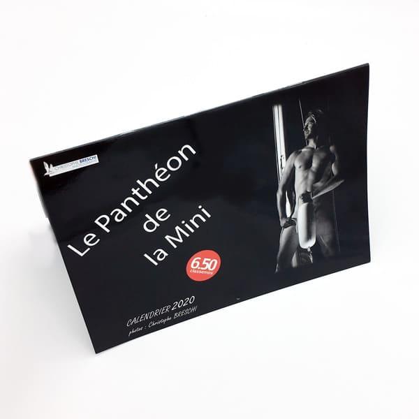 Calendrier Mini 6.50 Le Panthéon de La Mini