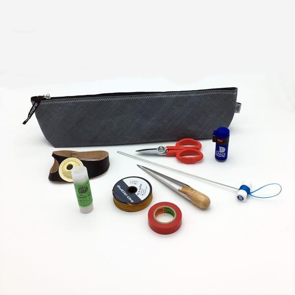 La trousse de matelotage et ses outils de matelotage