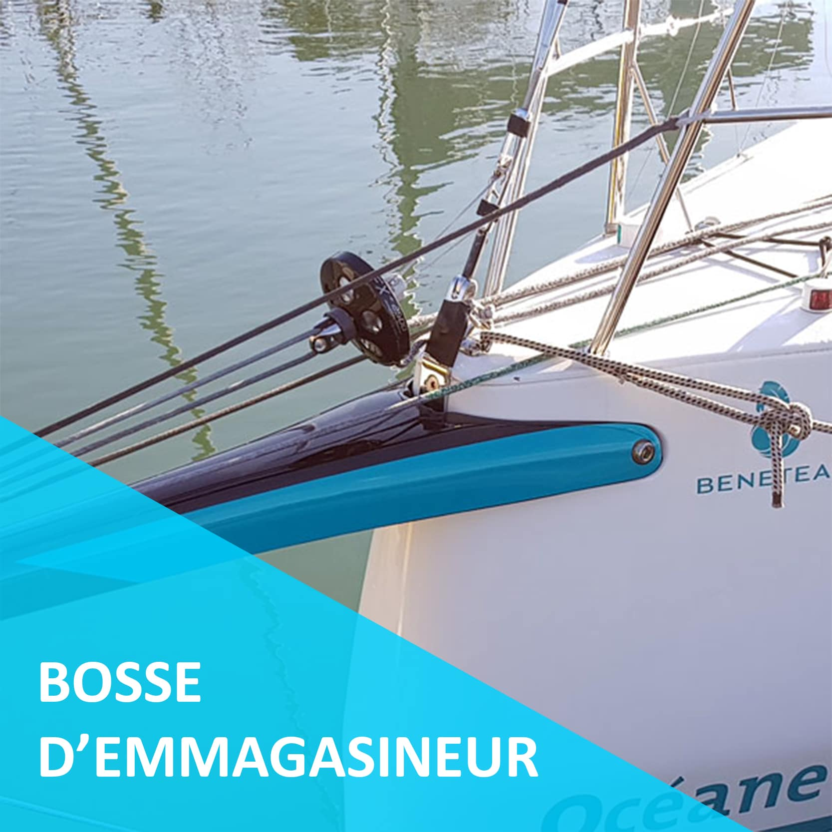 Photo de bosse emmagasineur régate