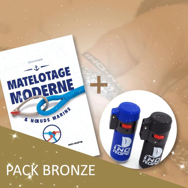 Visuel pack Bronze livre matelotage Ino-ROpe