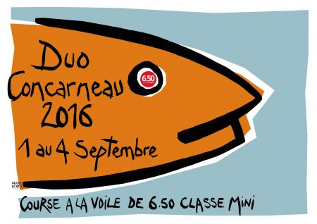 affiche DUO 6.50 2