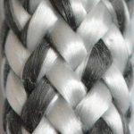 photo d'un cordage heolia blanc