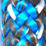 Photo cordage heolia bleu